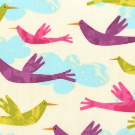 Birds in Sunrise/Fly Away by Amy Schimler