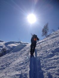 On my way to Togga 1205 m