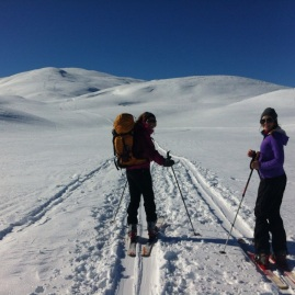 On our way to Blåfjell 1397 m