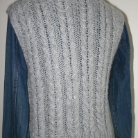 Copied Cabled BR Vest