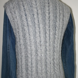 Copied Cabled BR Vest