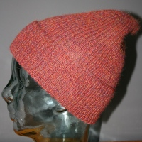Simply a Ribbed Hat