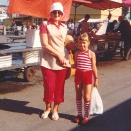 Mormor and me, Bergen ´77