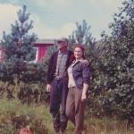 Gerda and Olaf ´67