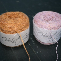 Holst Supersoft in Goldcrest and Sweet Pea