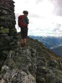 Eggjanipa 1380 meters.