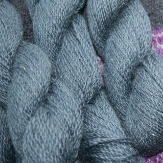 The yarn before: